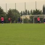 Joaquín Ochoa convierte el primer gol de la cuarta división frente a Vélez