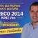 Elecciones Bohemias 2014 – Mensaje de Gabriel Greco, candidato a Presidente.