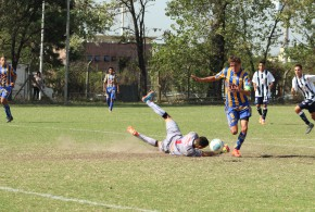 Juveniles B, 5ª Fecha vs. T. Suárez