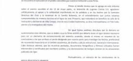 Microestadio: Informe de Lugones Center