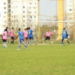 Méndez convierte el segundo gol de la quinta división