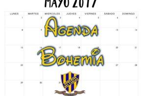 AGENDA BOHEMIA