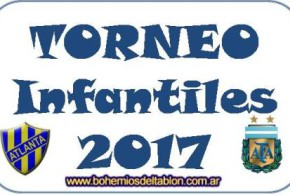 INFANTILES AFA 2017
