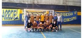 Futsal Masculino 4ª Div. CAMPEÓN